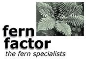 Fern Factor logo - Christchurch fern specialists