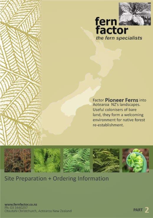 Publication - Pioneer Ferns Part 2